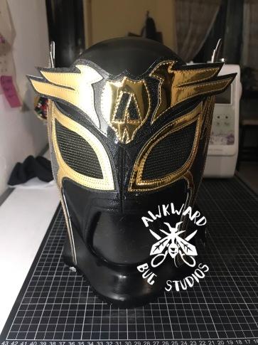Avispa Dorada- Mask