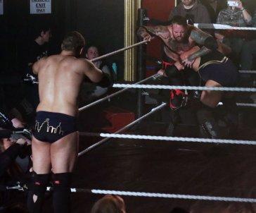 Ethan HD briefs/ Mike Santiago singlet (@DEFY Wrestling)