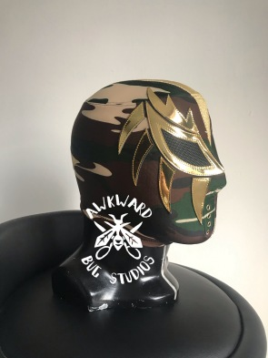 Oro Jr- Mask