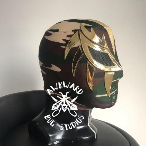 Oro Jr- Mask