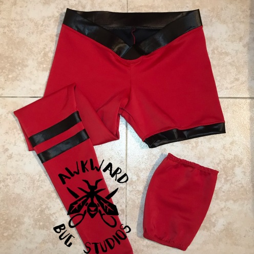 Anarchy Tights Front